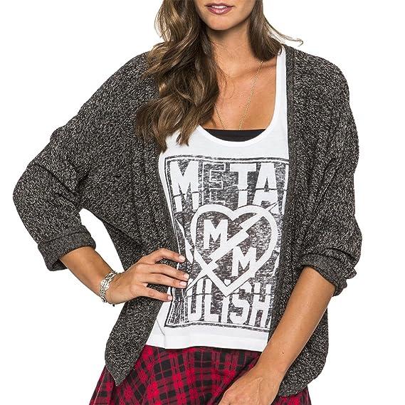 Metal Mulisha Womens Disclosure Sweater Sweatshirt