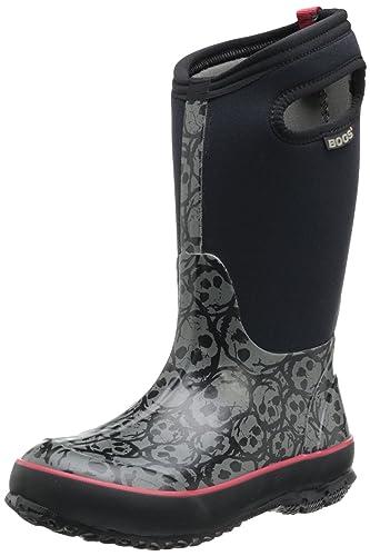 Designer Bogs High Skulls Waterproof Boot For Kids Discount Shopping Multi Color Options
