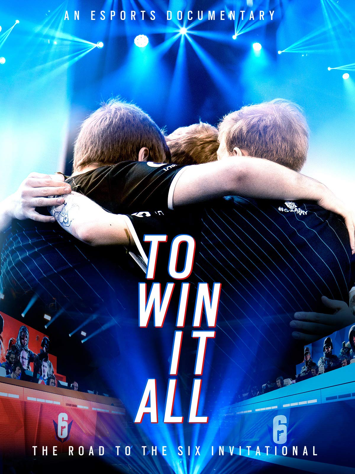 To Win It All: The Road to the Six Invitational on Amazon Prime Instant Video UK