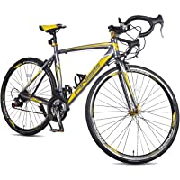 Merax Finiss Aluminum 21 Speed 700C Road Racing Bicycle (Multiple Colors)