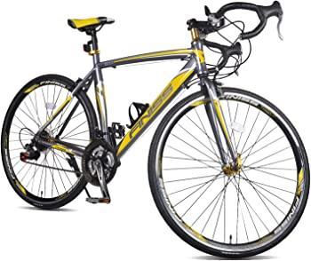 Merax Finiss 21 Speed 700C Racing Bicycle