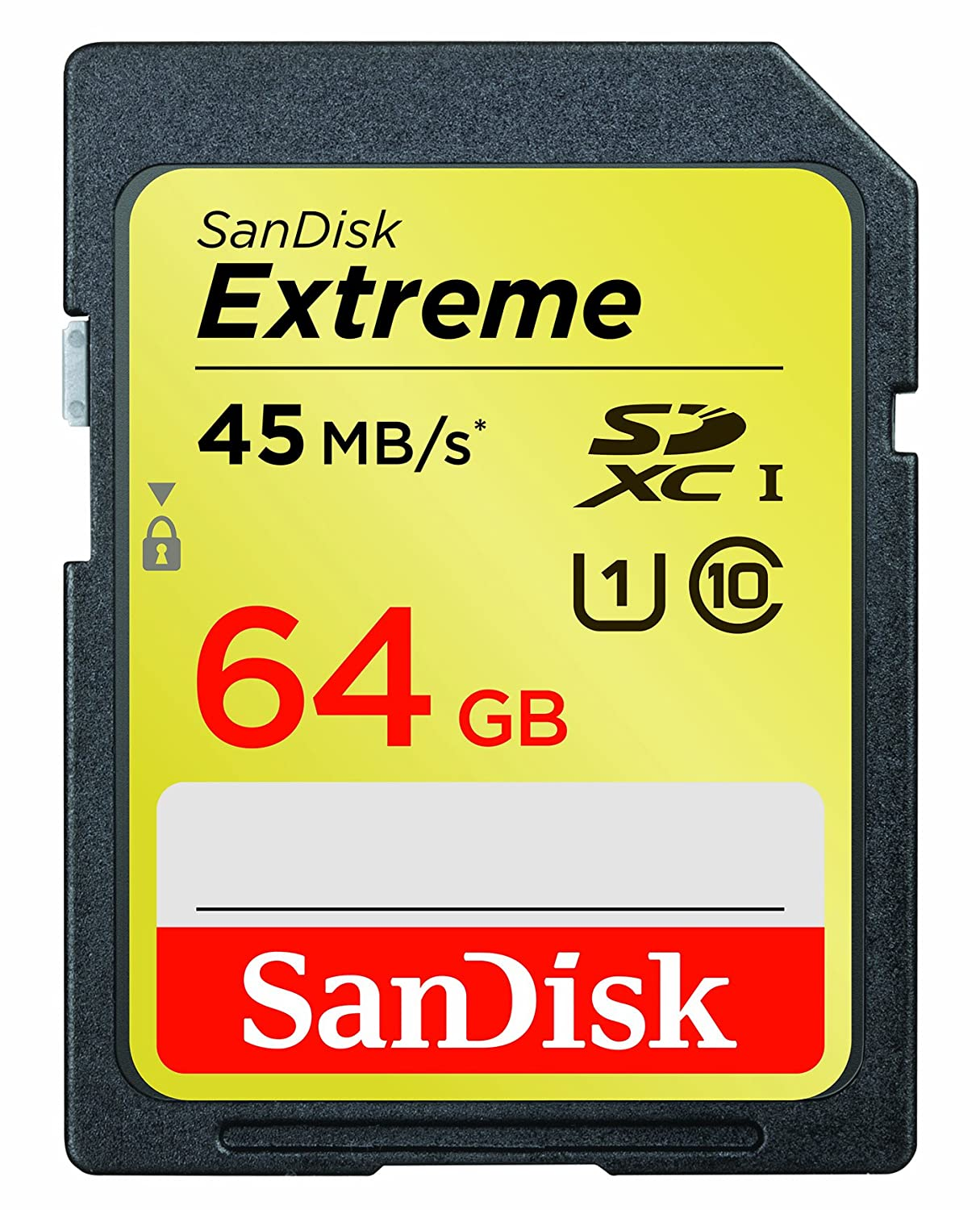 SanDisk SDSDX-064G-FFP 64GB SD Card