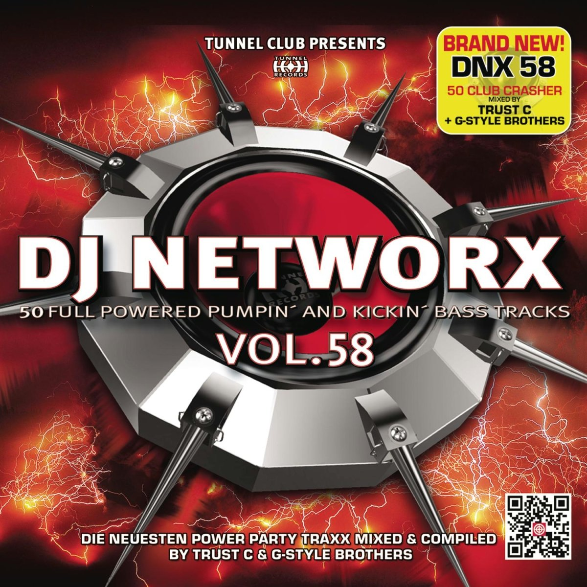 Various Artists-DJ Networx Vol. 58