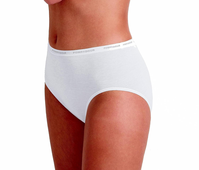 773-015 Pompadour Intime Taillenslip Micromodal Damenunterwäsche Gr 40-50 im 3er Pack günstig kaufen