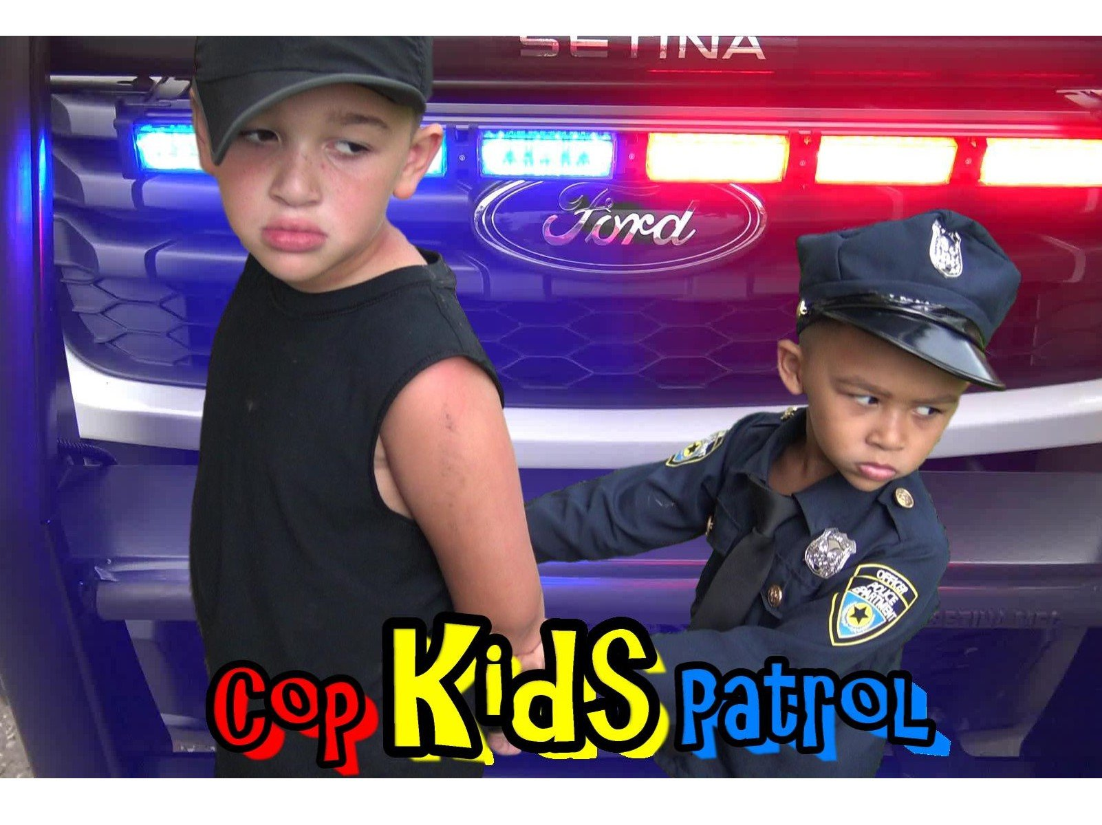 Cop Kids Patrol on Amazon Prime Instant Video UK