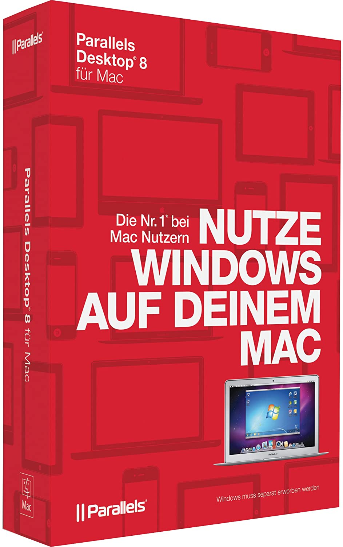 Parallels Desktop 8.0 Mac