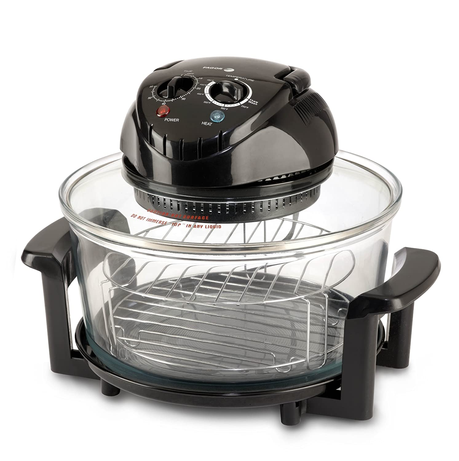 Cooking In Countertop Convection Oven : Fagor 12 Quart Halogen Tabletop Oven Check Price Fagor 12 Quart has a ...