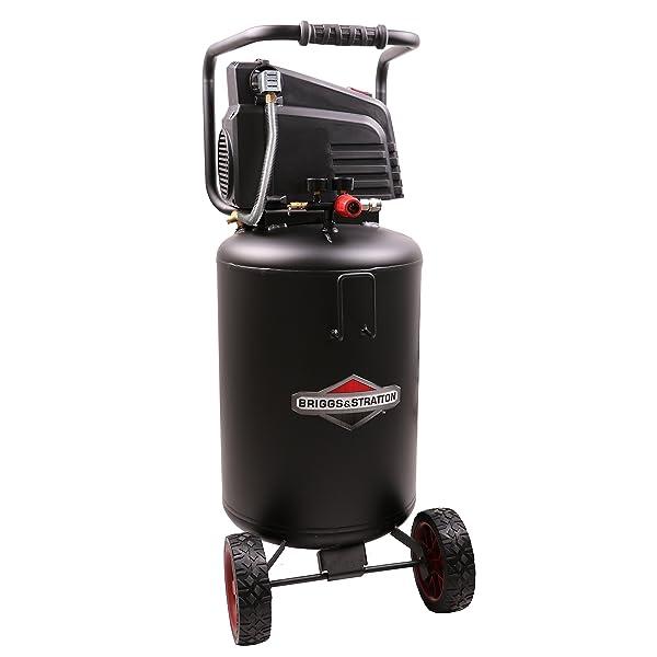 Briggs & Stratton 20-Gallon Air Compressor, Vertical 074064-00 (Color: Black, Tamaño: 20-Gallon)