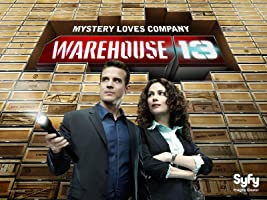 Warehouse 13 Season 2 [HD]