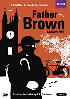 Book Cover: Father Brown: Season Five