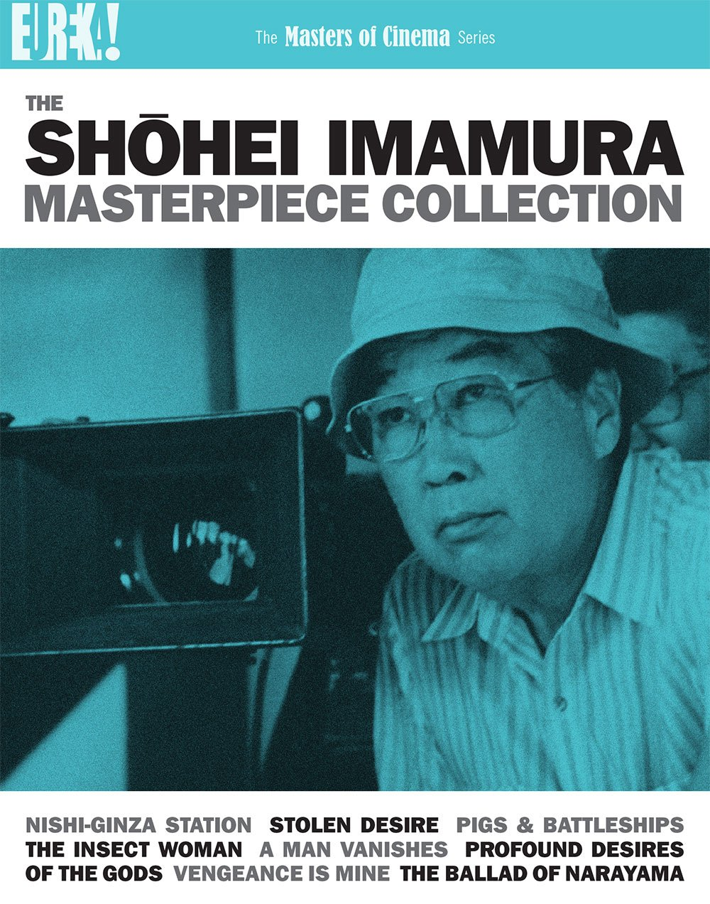 The Shoehei Imamura Masterpiece Collection