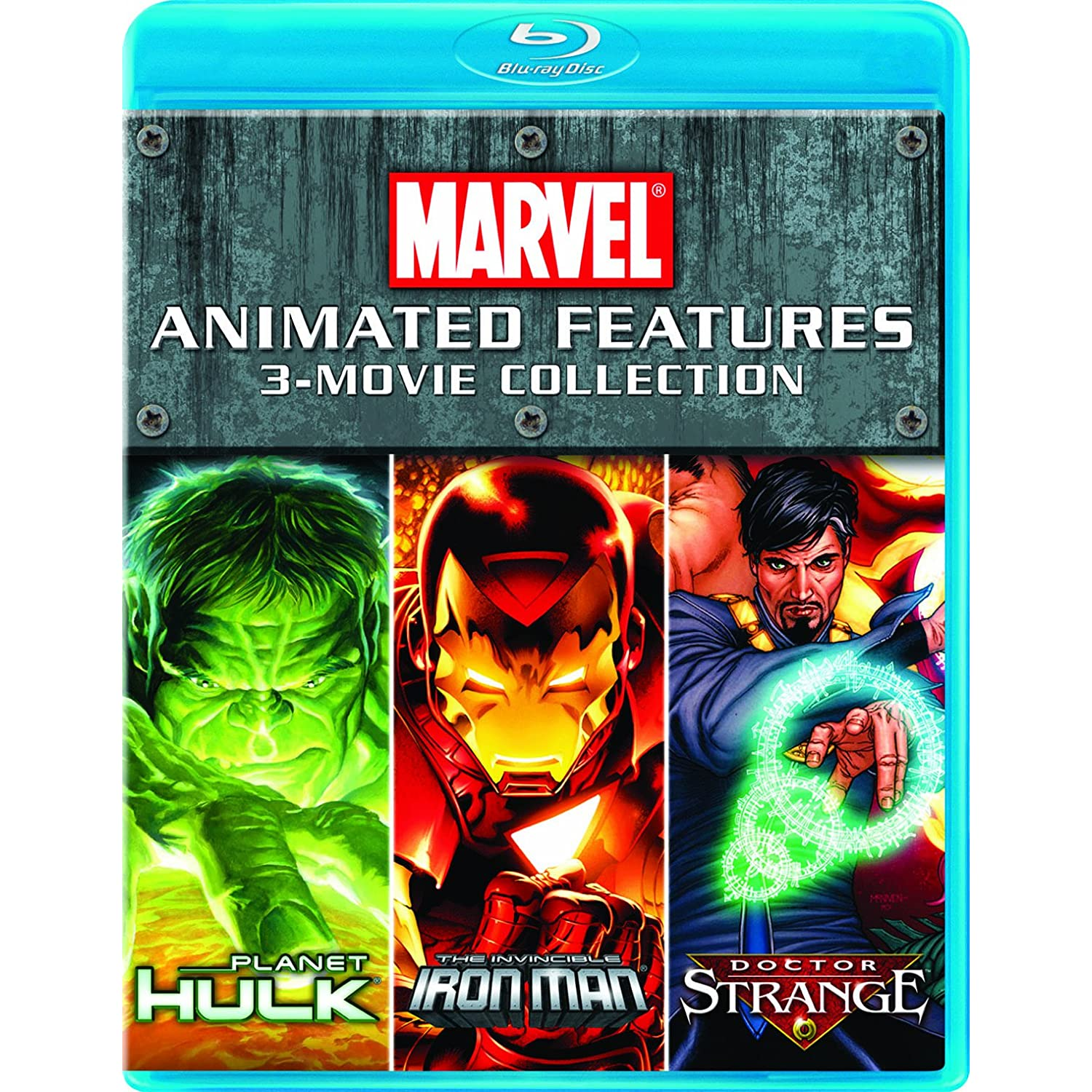 Marvel Movie 3 pack