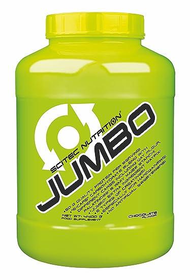 Scitec Nutrition Jumbo(4.4kg.) vanille