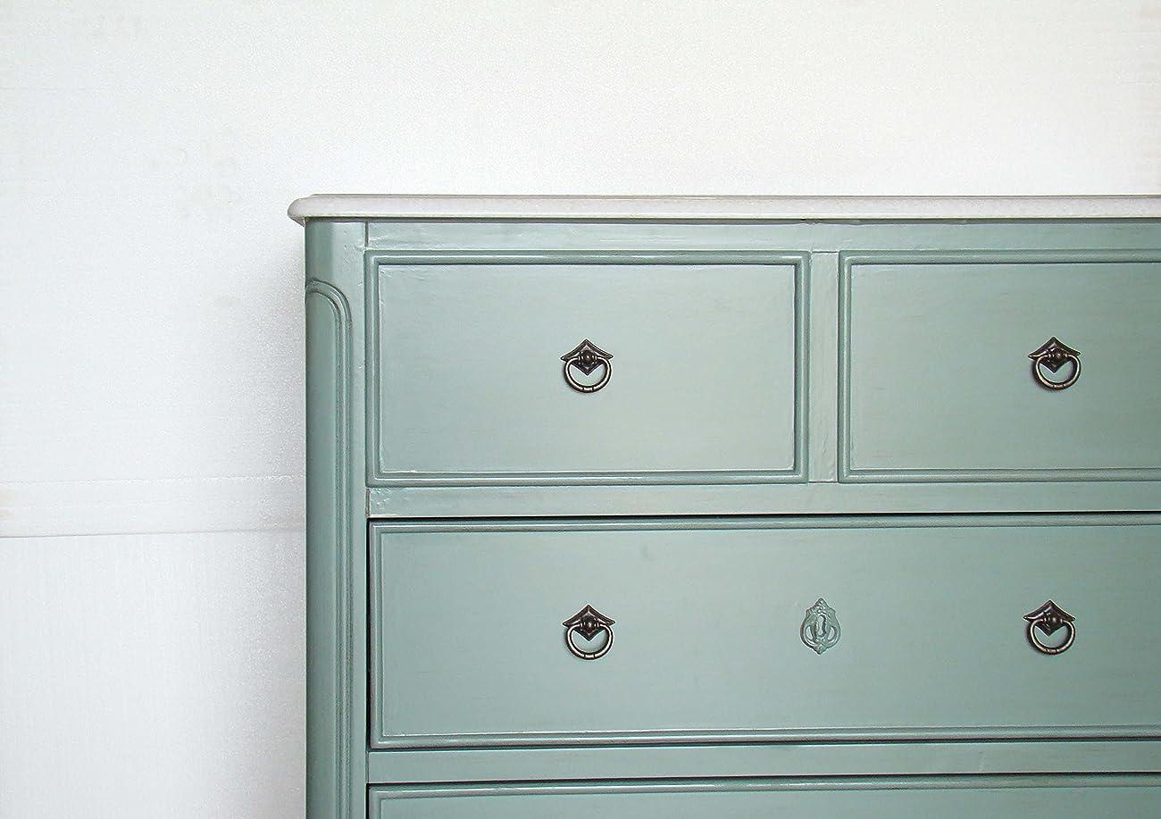 """34"""" Cottage look Daleville Bathroom Sink Vanity - Model HF081Y (Vintage mint blue) 6"""