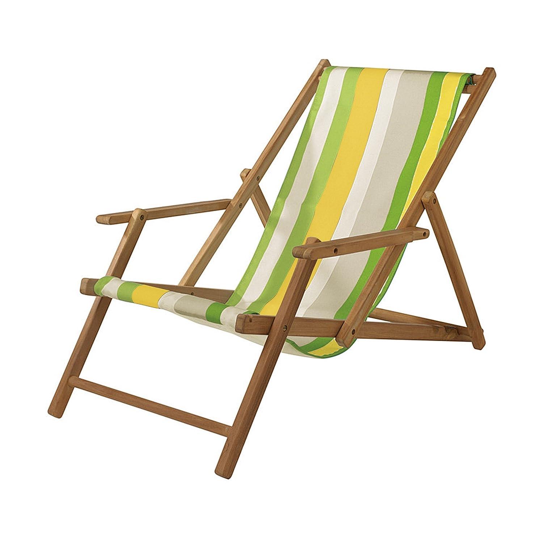 Deckchair Designers Guild Streifen tarifa leaf günstig online kaufen