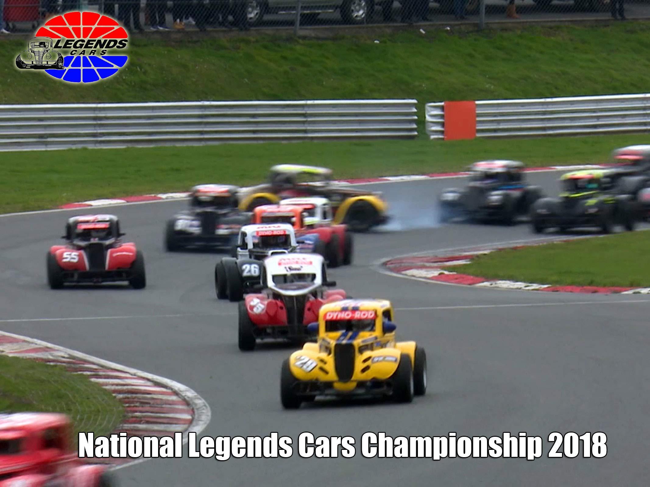 National Legends Cars Championship - Season 1