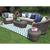 AE Outdoor Anderson 5-Piece Deep Seating Set