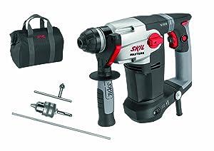 Skil Masters Bohrhammer 1780 MA (1.000W, 2,7J, SDS+, VRS, 4m Kabel, +Metallbohrfutter, +Tasche)  BaumarktKritiken und weitere Informationen