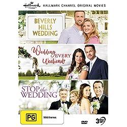 Hallmark Collection 12: Beverly Hills Wedding / Wedding Every Weekend / Stop The Wedding [NTSC/0]