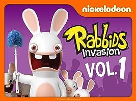 Rabbids Invasion Volume 1