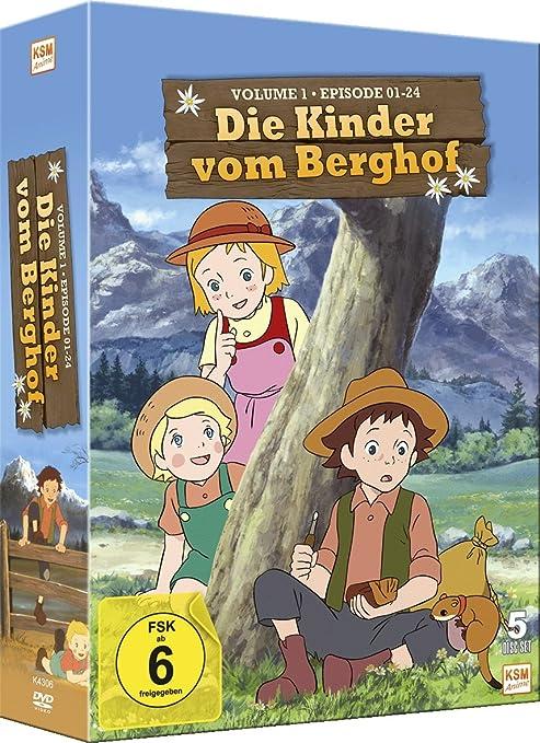 Die Kinder vom Berghof 1