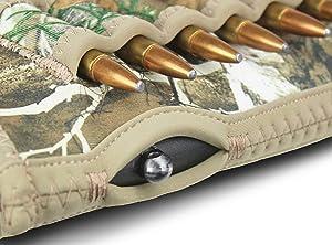 Beartooth GunJacket - Premium Neoprene Gun Cover for Rifles in Realtree Edge - Made in USA