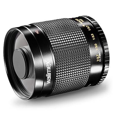 Walimex pro 500/8,0 Téléobjectif à miroir pour Fuji XPRO