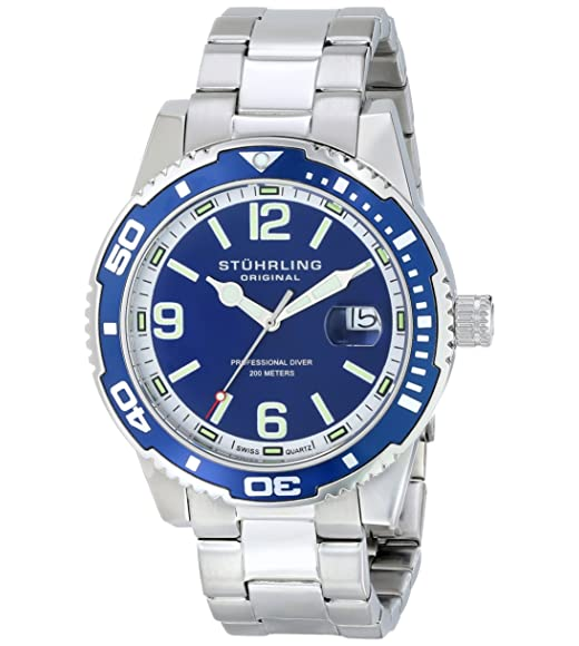Stuhrling Monthly Buyer�s Pick: Dive Watches for $59.99