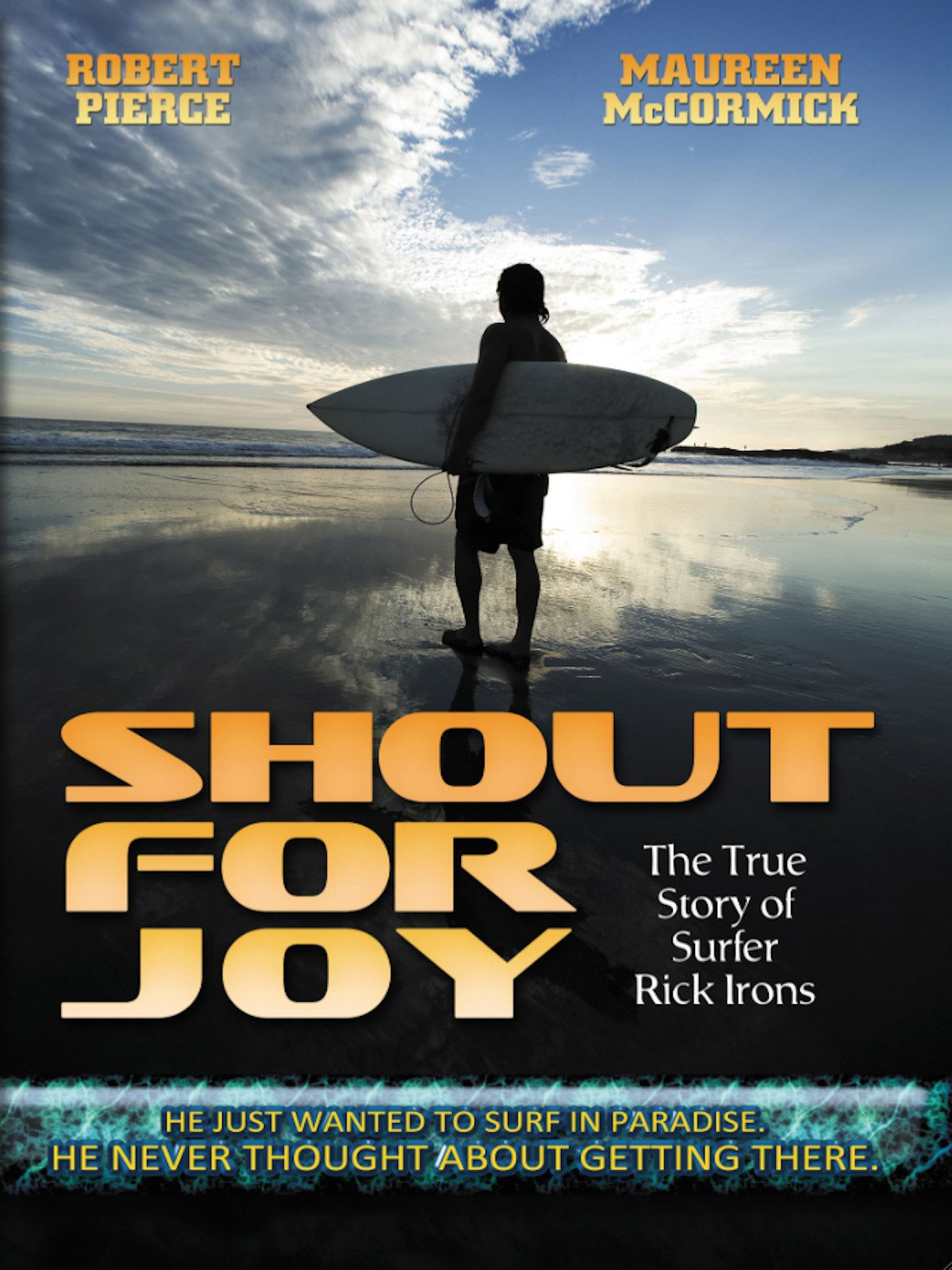 Shout For Joy on Amazon Prime Instant Video UK