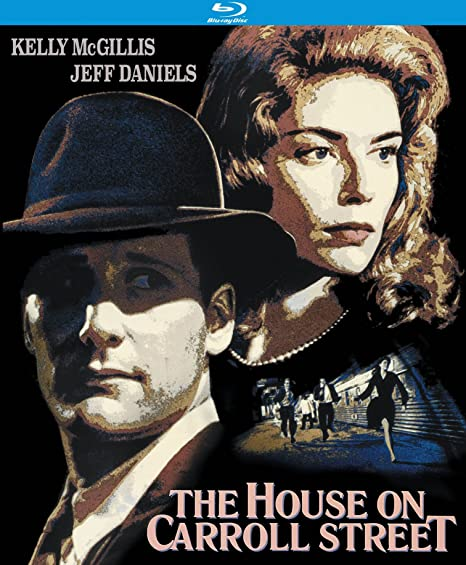 The House on Carroll Street (1988) [Blu-ray]