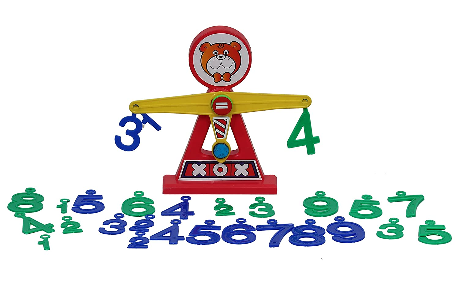 Learn Addition Subtraction With Fun. Math Activity Educational - Buy Now