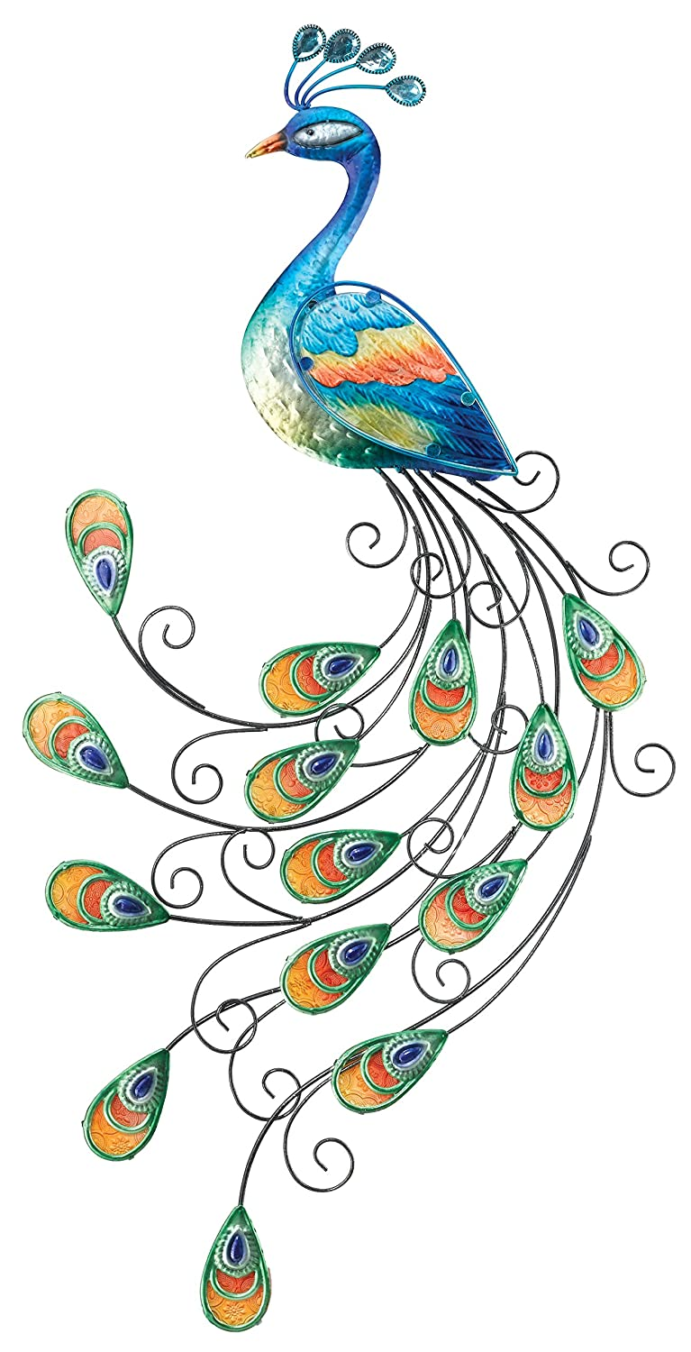 Beautiful Peacock Wall Decor Ideas PanelsPlaques and Masks