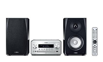 Yamaha MCR-N 560 - Chaîne hi-fi compacte avec fonctions réseau Noir