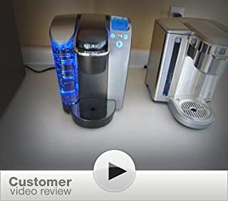 Breville Coffee Maker Stopped Working : Amazon.com: Breville BKC700XL Gourmet Single-Serve Coffeemaker with Iced-Beverage Function ...