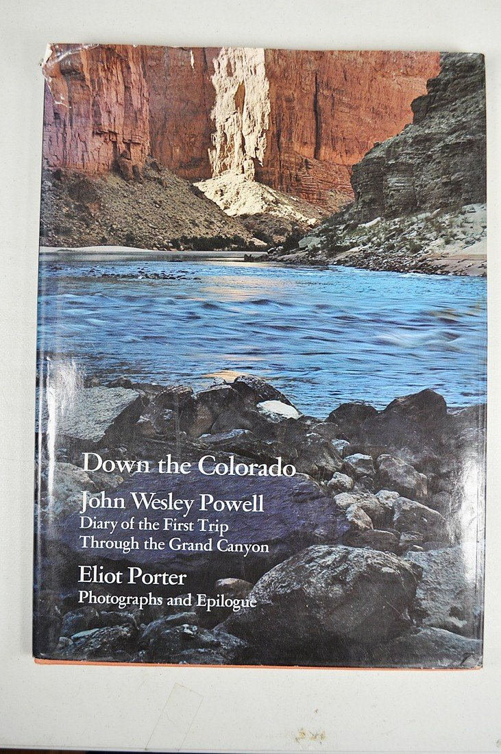 Down the Colorado: Diary of the First Trip Through the Grand Canyon, John Wesley Powell