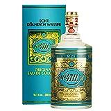 4711 by Muelhens for Unisex – 10.1 Ounce / 300 ml EDC Splash (Color: Turquoise, Tamaño: 10oz)