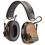 3M Comtac Earmuff, Coyote Brown (Color: Coyote Brown)