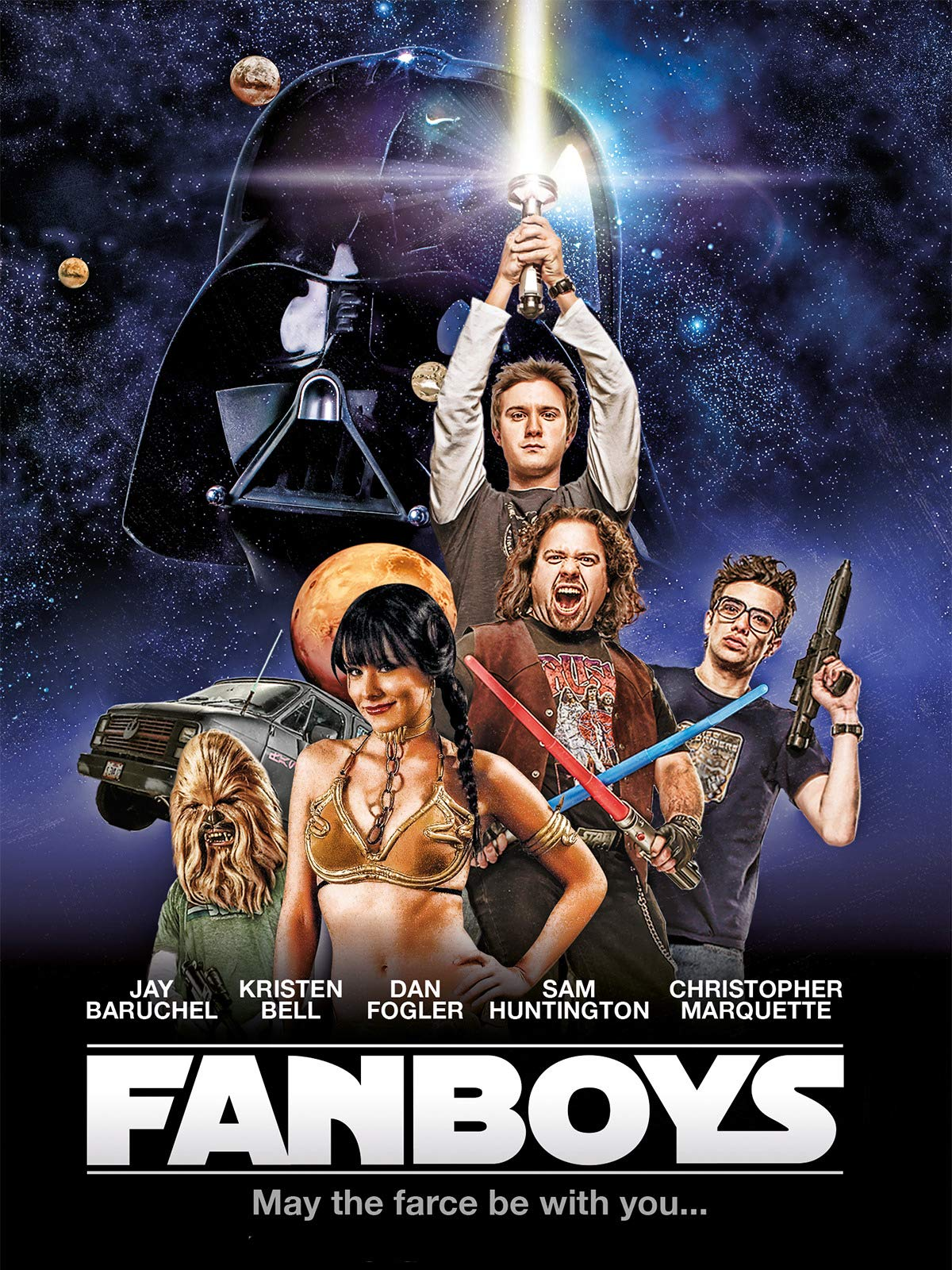 Fanboys on Amazon Prime Video UK