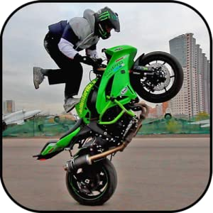 Amazon.com: Motorcycle Stunt Riding: Appstore for Android