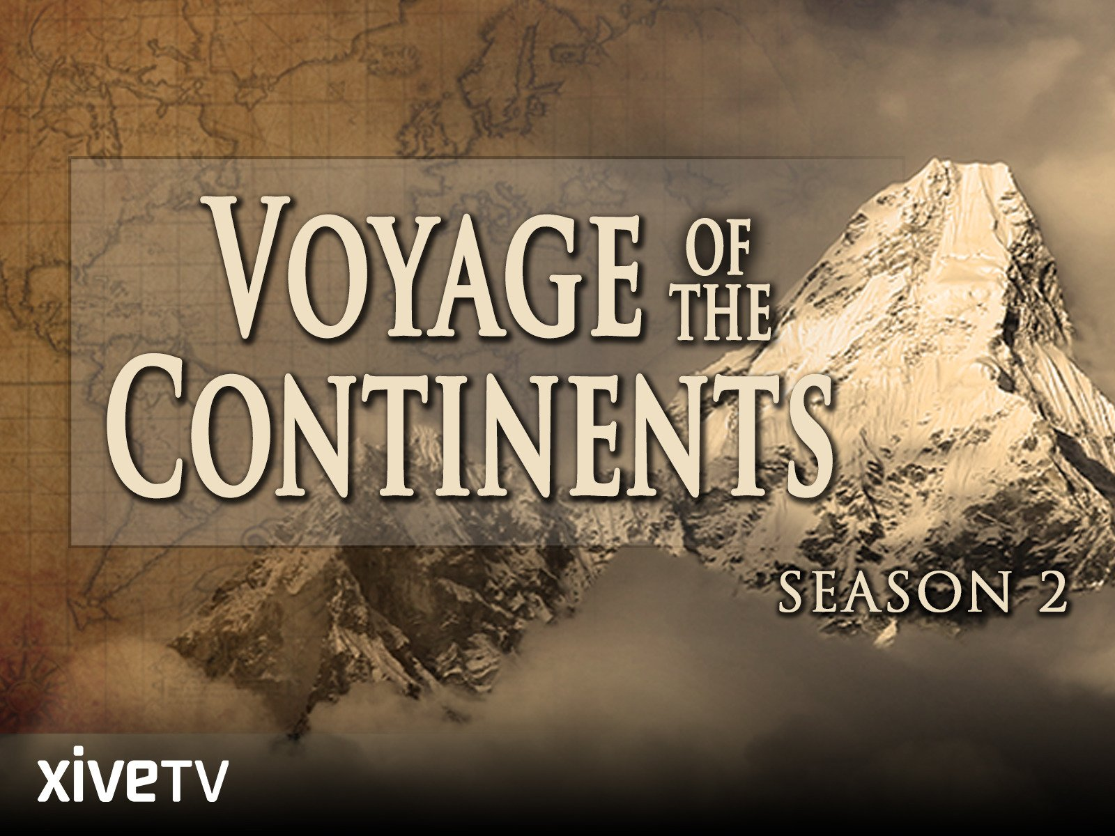 Voyage of the Continents - Season 1