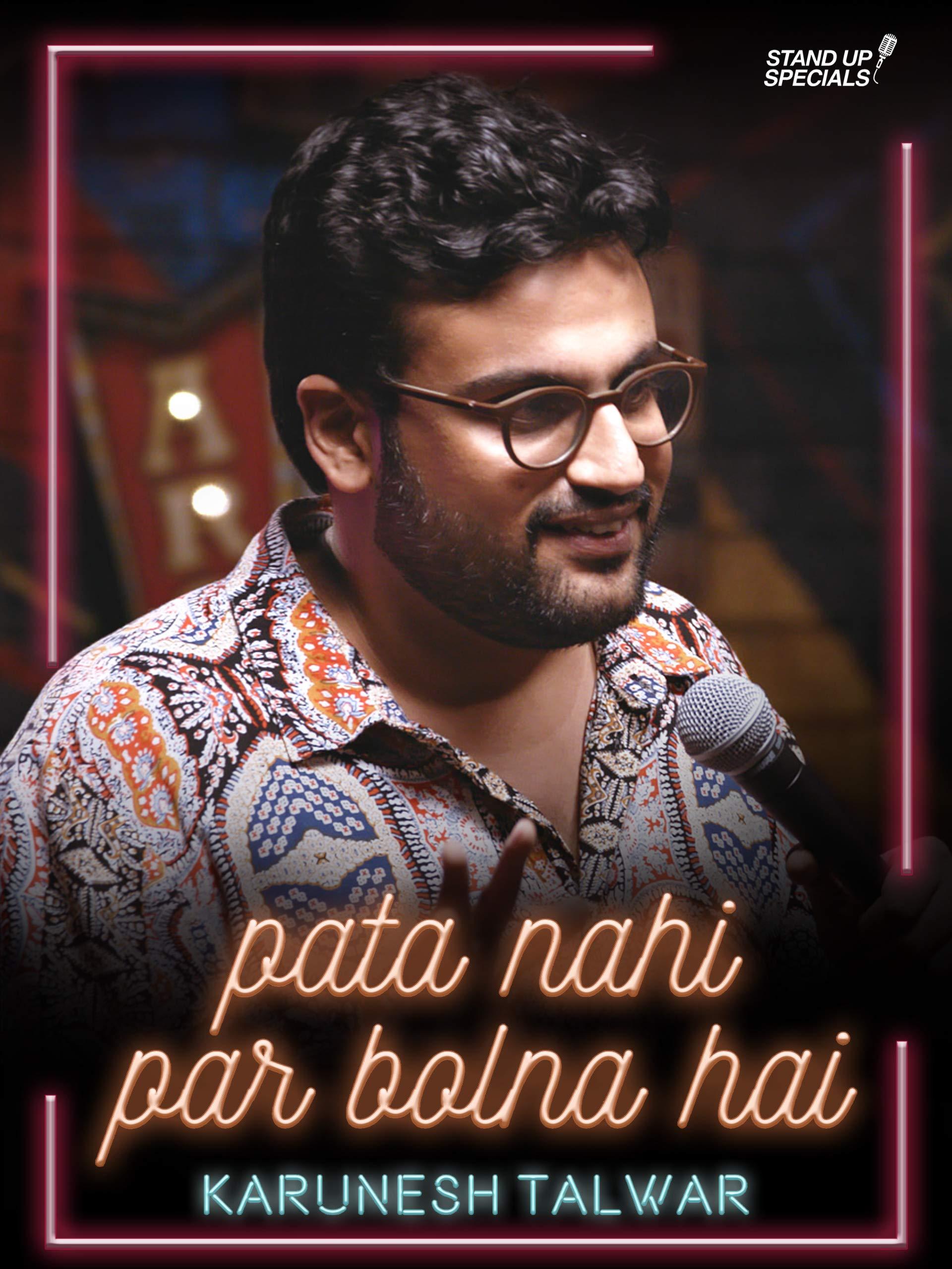 Pata Nahi Par Bolna Hai on Amazon Prime Video UK