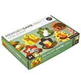 Petit Collage Memory Game, Forest Animals (24 chunky cards to match)