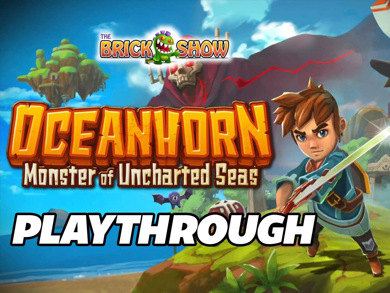 Clip: Oceanhorn Monster of Uncharted Seas Playthrough - Season 1