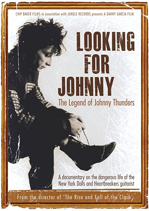 Johnny Thunders – Looking For Johnny: The Legend of Johnny Thunders (DVD)