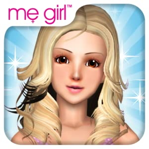 Me Girl Dress Up by Frenzoo