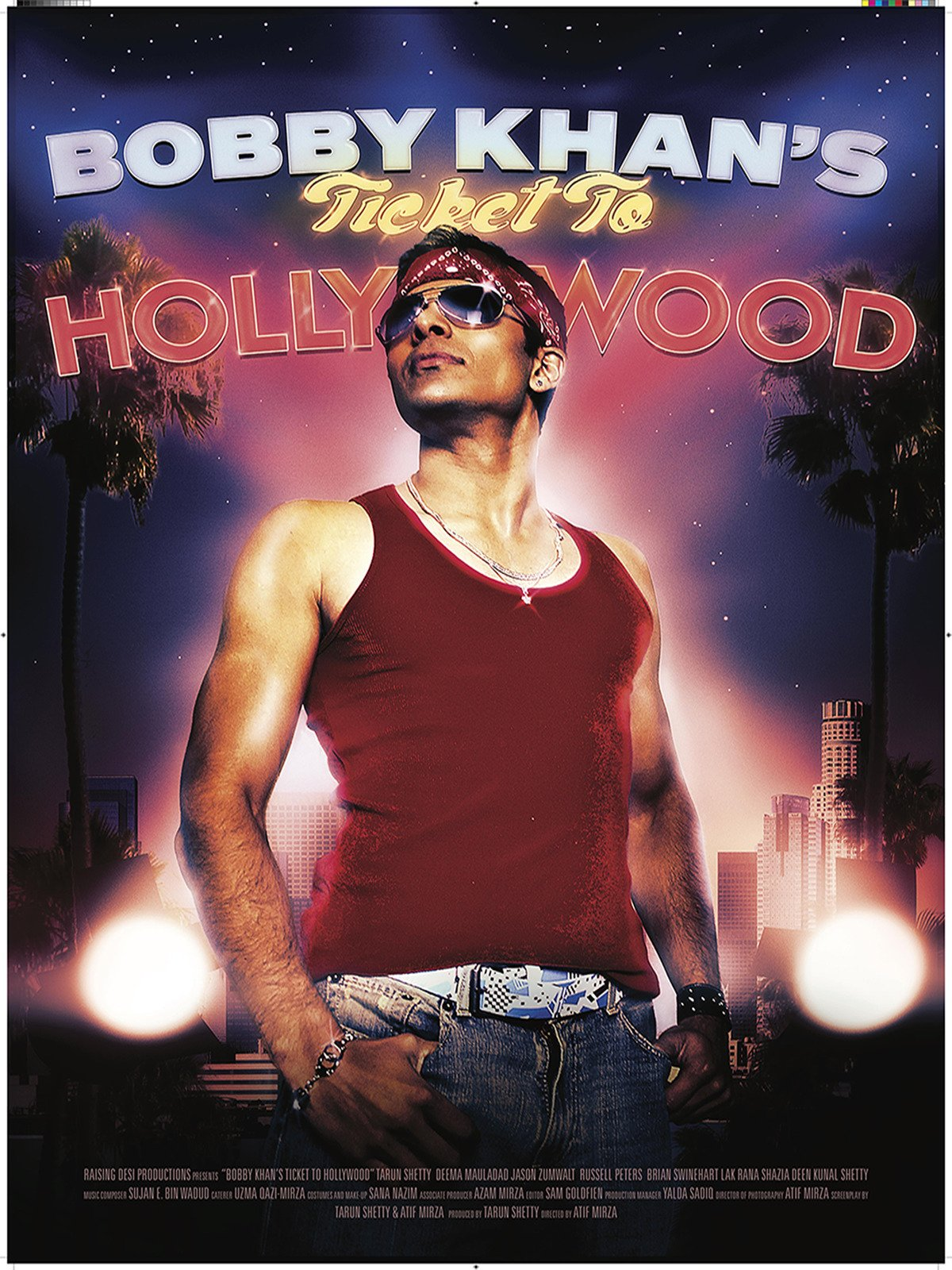 Bobby Khan's Ticket To Hollywood