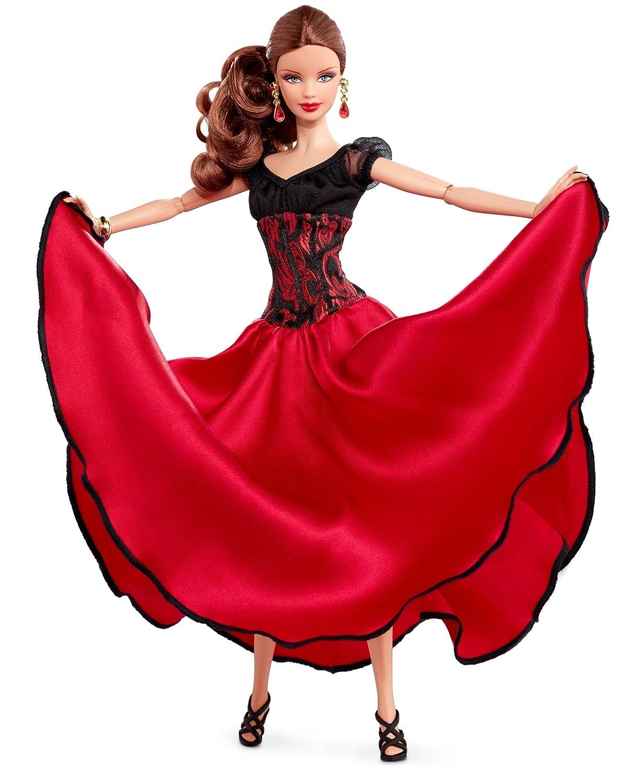 Mattel W3319 – Barbie Collector Dancing with the Stars Paso Doble Barbie, Sammlerpuppe online bestellen