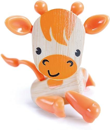 Hape - E5540 - Figurine Animal - Girafe