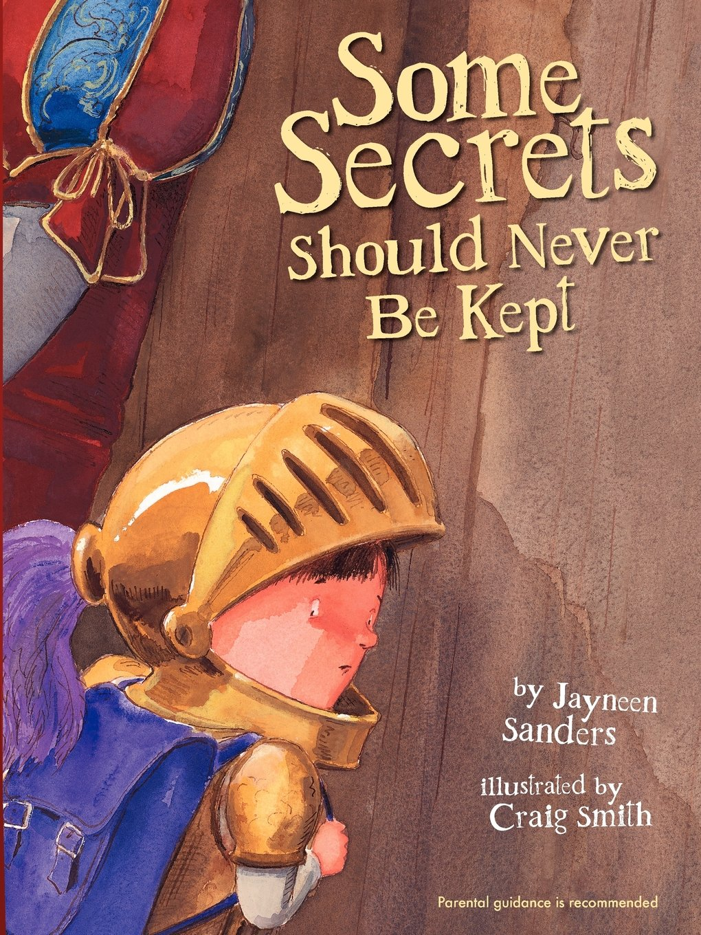 Cover of 'Some secrets should never be kept'