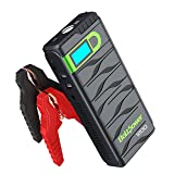 Bolt Power N02 1200 Amp Peak 12-Volt Car Battery Jump Starter for Light-Duty / Heavy-Duty Trucks, SUV, Compact / Mid-Size Cars, Motorcycle with Quick Charge 3.0 Portable Charger Power Pack